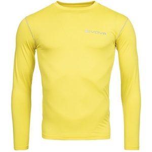 givova-funktionsshirt-gelb